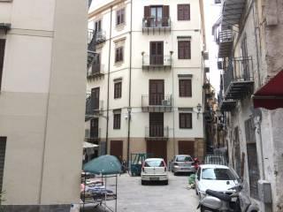 Foto - Monolocale vicolo Maestro Cristofaro 1-25, Maqueda, Massimo, Palermo
