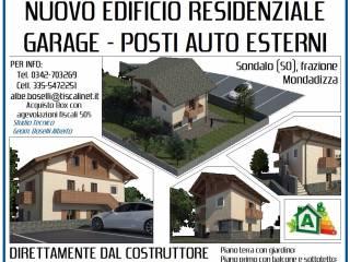 Foto - Appartamento via Carnevali, Mondadizza, Sondalo