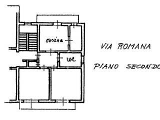 Foto - Trilocale buono stato, secondo piano, Romana, San Marco, Arezzo