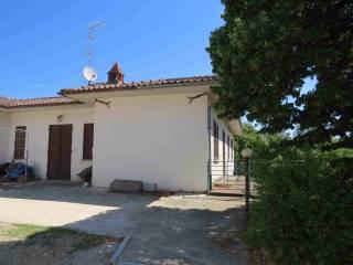 Foto - Casa indipendente 123 mq, buono stato, Vertighe, Monte San Savino