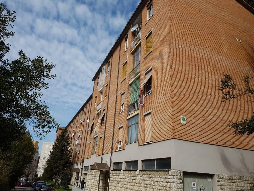 Vendita Appartamento Perugia Quadrilocale In Via Del Lavoro