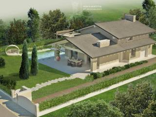 Foto - Villa, nuova, 298 mq, Mirandola