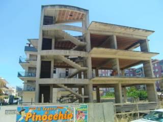 Foto - Palazzo / Stabile tre piani, buono stato, Sciacca