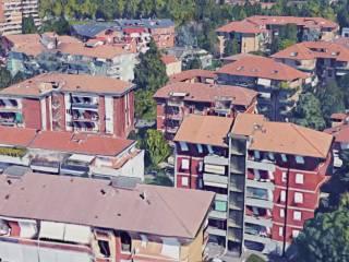 Foto - Quadrilocale buono stato, primo piano, Conca Fiorita, Bergamo