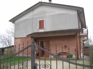 Foto - Villetta a schiera via Pagana 29, Villanova di Denore, Ferrara