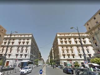 Foto - Quadrilocale buono stato, quinto piano, Corso Umberto, Napoli