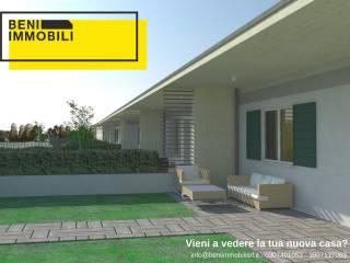 Foto - Casa indipendente via Giuseppe Garibaldi 6, Zocco Di Sopra, Erbusco