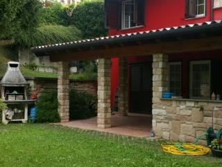 Foto - Casa indipendente 237 mq, ottimo stato, Alzano Lombardo