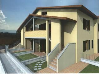 Foto - Appartamento via dell'Orto, Soci, Bibbiena