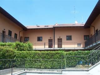 Foto - Trilocale via Monte Cenisio, Borgo Palazzo – Sant'Anna, Bergamo