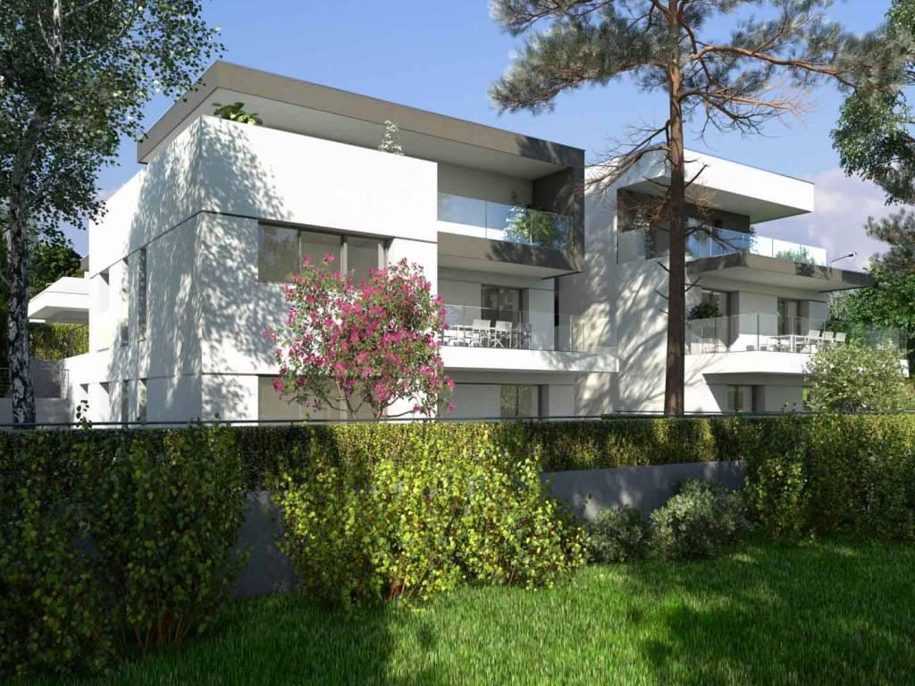 foto esterno Nuovi Appartamenti a Mozzo