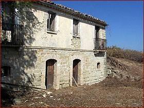 Foto - Rustico / Casale via Colle Grande, Finocchieto, Roccascalegna