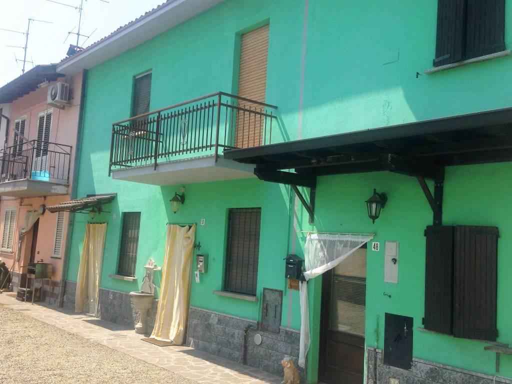 foto  Casa indipendente 95 mq, da ristrutturare, Gerenzago