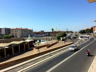 Foto - Trilocale da ristrutturare, primo piano, Porto Mediceo, Livorno