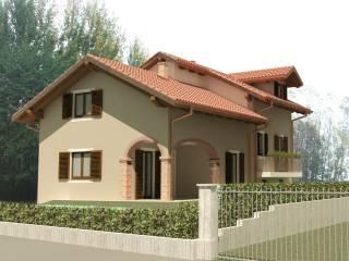 Foto - Villa, nuova, 330 mq, Verolengo