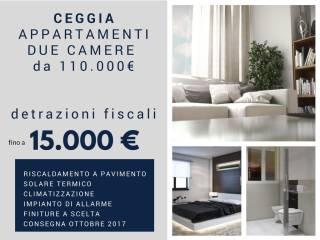 Foto - Trilocale via Giuseppe Garibaldi 7, Ceggia