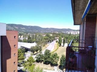Foto - Trilocale buono stato, ultimo piano, Cortonese, Perugia