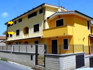 Foto - Villetta a schiera 4 locali, nuova, Rignano Flaminio