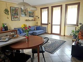 Foto - Villetta a schiera 3 locali, ottimo stato, Monticelli Brusati