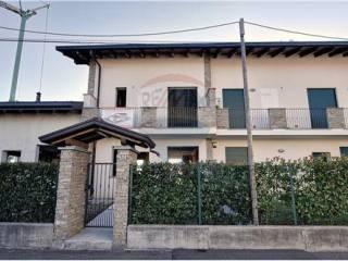 Foto - Villetta a schiera via Costa Andrea 12, Lentate Sul Seveso