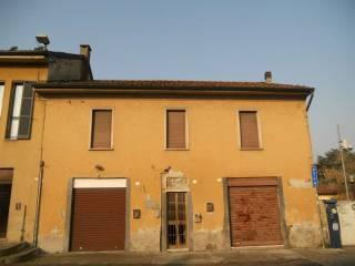 Foto - Palazzo / Stabile piazza VITTORIO VENETO 12, Sant'Angelo Lodigiano