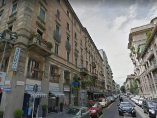 Foto - Bilocale all'asta via San Gregorio 15, Repubblica, Milano