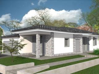 Foto - Villa, nuova, 123 mq, Castiraga Vidardo