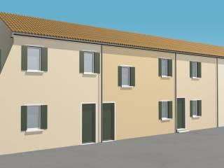 Foto - Casa indipendente 58 mq, nuova, San Pietro Di Stra, Stra