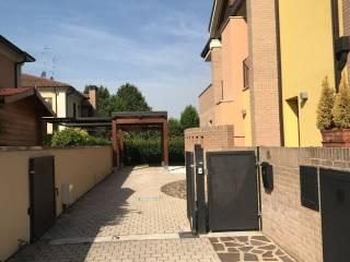 Foto - Villetta a schiera 5 locali, nuova, San Martino, Ferrara