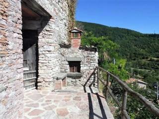 Foto - Casa indipendente 80 mq, ottimo stato, Villa Collemandina