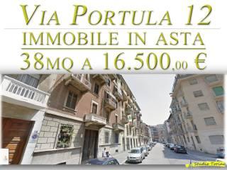 Foto - Bilocale all'asta via Portula 12, Madonna Campagna, Torino