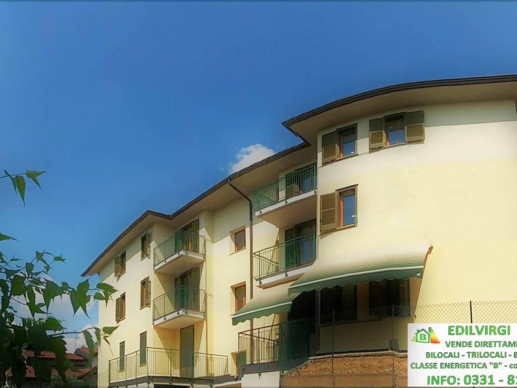 foto  Quadrilocale via Sommaruga 31, Carnago