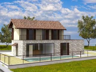 Foto - Villa, nuova, 150 mq, Gossolengo