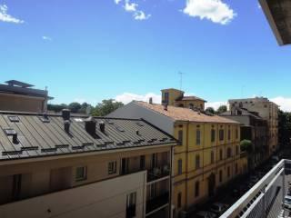 Foto - Quadrilocale via Venturini 19, Corso Vittorio Emanuele II - Piazza dei Cavalli, Piacenza