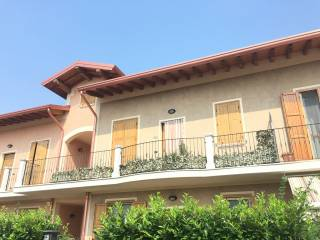 Foto - Trilocale via Roma, Castelcovati