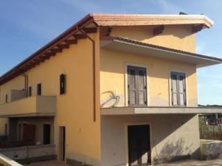 Foto - Villetta a schiera via del Fontanile Tuscolano 17, Frascati