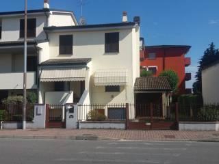 Foto - Villetta a schiera via Polli e Daccò, Sant'Angelo Lodigiano