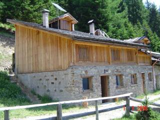 Foto - Rustico / Casale Strada Statale del Tonale e della Mendola, Passo Del Tonale, Vermiglio