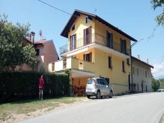 Foto - Villetta a schiera via Biella 17, Pettinengo
