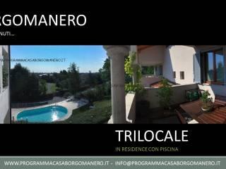 Foto - Trilocale via 4 Novembre 15-A, Borgomanero
