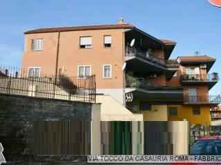 Foto - Trilocale all'asta via Tocco da Casauria 64, Case Rosse, Roma