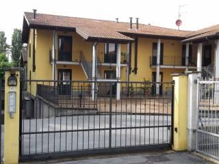 Foto - Trilocale via Romana, Serravalle Scrivia