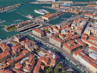 Foto - Monolocale buono stato, sesto piano, Porto Mediceo, Livorno