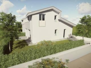 Foto - Casa indipendente 120 mq, nuova, Senigallia