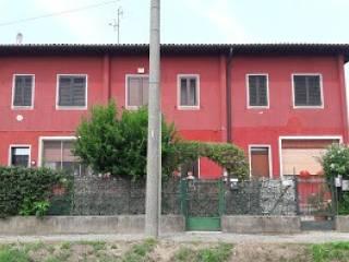 Foto - Villetta a schiera 3 locali, ottimo stato, Merlino