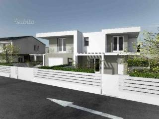 Foto - Villa via Marconi, Mandriola, Albignasego