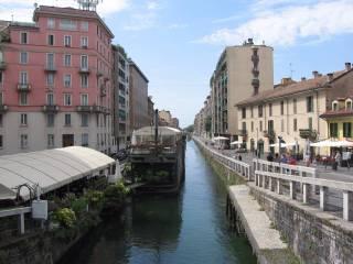 Foto - Bilocale Alzaia Naviglio Pavese 10, Porta Genova, Darsena, Milano