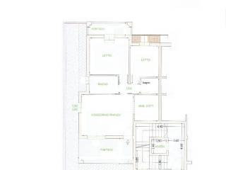 Foto - Appartamento nuovo, quarto piano, Centro città, Olbia