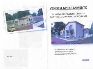 Foto - Casa indipendente 70 mq, nuova, Castelnuovo Magra
