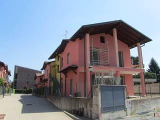 Foto - Villa via Luigi Cagnola, Lurate Caccivio